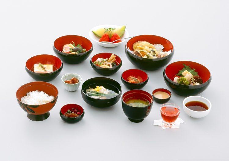 Yoryo Zen (Buddhist vegetarian meal)