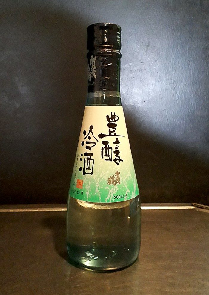 Chilled Sake (Kamozuru)